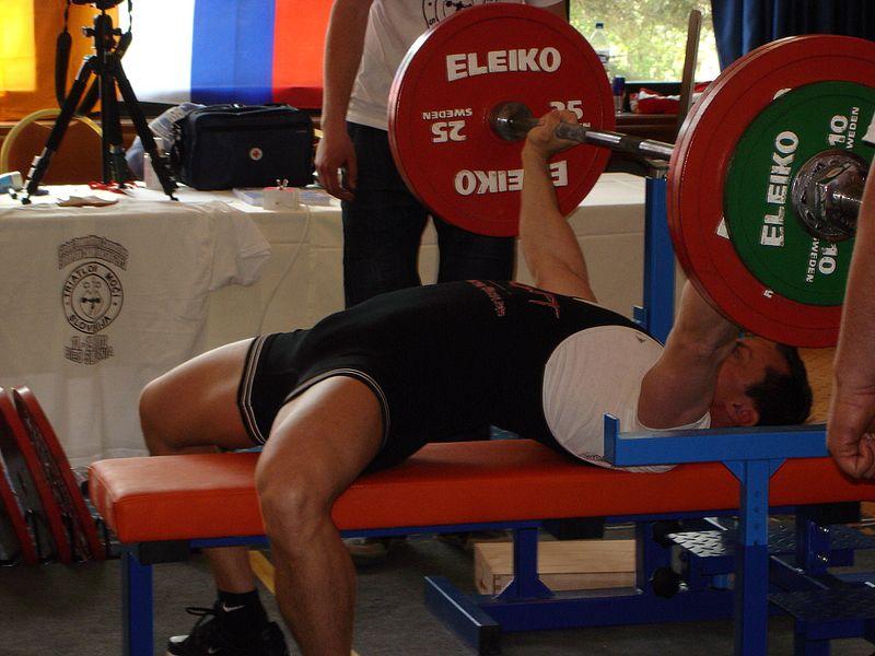 L'importance de l'ordre des exercices dans un entraînement de force
