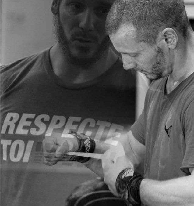 L'interview de l'haltéro olympique Benjamin HENNEQUIN qui cartonne en force athlétisme