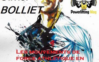 Podcast vidéo avec Olivier BOLLIET : Les mouvements de Force Athlétique en préparation physique