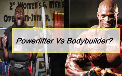 Les powerlifters doivent-ils s'entrainer comme des bodybuilders?