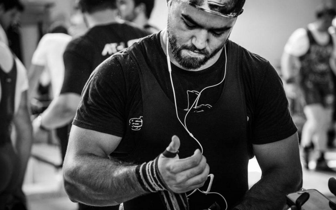 Joris QUAI : de l'athlète de force athlètique au préparateur physique