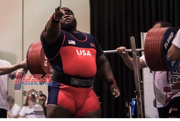 L'interview du powerlifter Ray Williams, l'extra-terrestre du squat