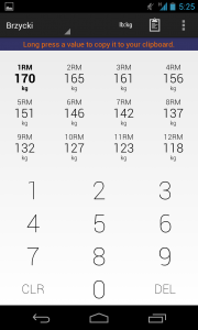 Rep-Max-Calculator-Android-Screenshot-répétiton-maximale-force