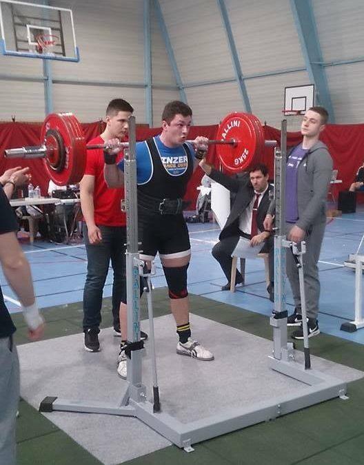 Le renouveau de la force athlétique passera par des jeunes engagés