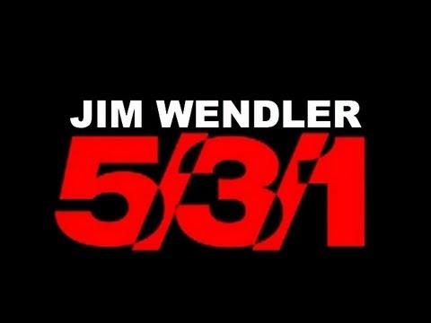 Comment être plus fort : la méthode 5/3/1de Jim Wendler