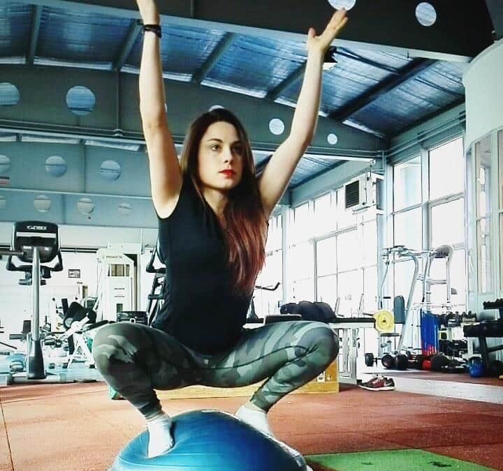 Victoria POLLASTRI: confidences d'une passionnée de Force Athlétique