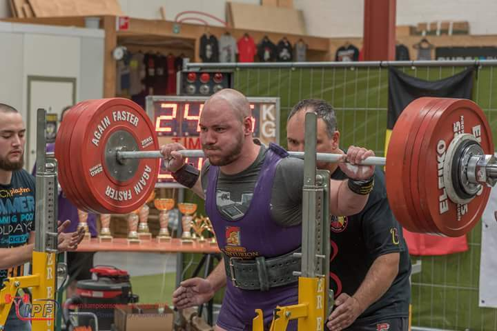 La Belgique en force, l'interview du powerlifter Jonathan Kocabas