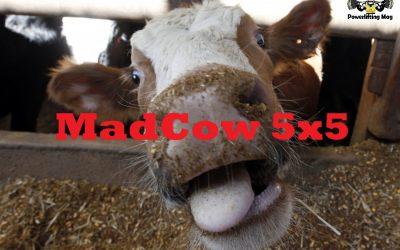 Le programme de force et de volume : 5×5 MadCow